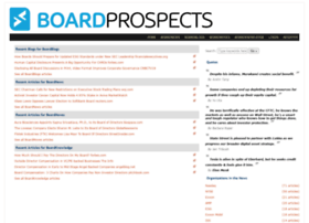 boardprospects.hivefire.com