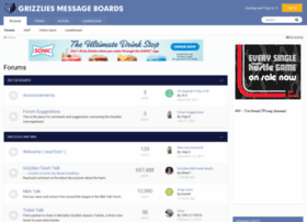 boards.grizzliesonline.com