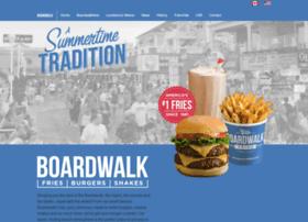 boardwalkfreshburgersandfries.com