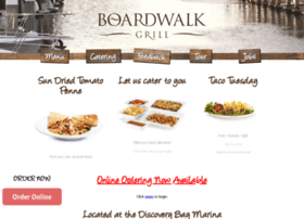 boardwalkgrill.net