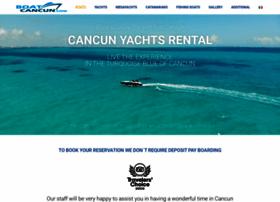 boatcancun.com