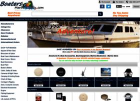 boatersmarinesupply.net