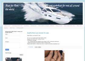 boatforrent.com