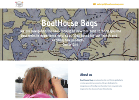 boathousebags.com