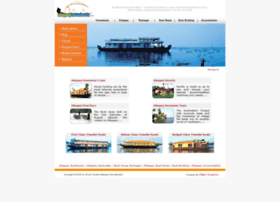 boathousekerala.com