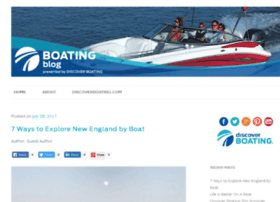 boatingblog.discoverboating.com