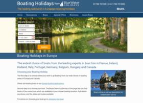 boatingholidays.com