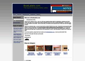 boatlabels.com