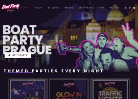 boatpartyprague.com
