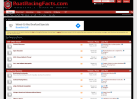 boatracingfacts.com