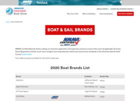 boats.chicagoboatshow.com