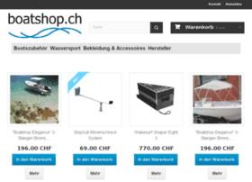 boatshop.ch