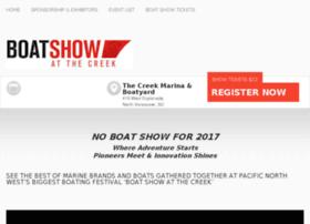 boatshowatthecreek.ca