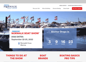 boatshownorwalk.com