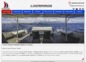 boatyachtcharters.net