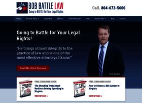 bobbattlelaw.fosterwebmarketing.com