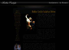 bobbiecarlylesculpture.com