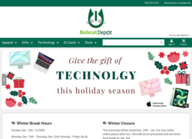 bobcatdepot.ohio.edu