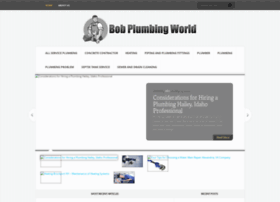 bobplumbingworld.com