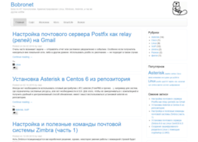 bobronet.ru