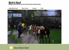 bobsbeef.com