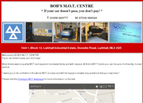 bobsmotcentre.co.uk