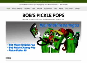 bobspicklepops.com