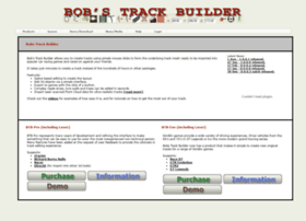 bobstrackbuilder.net