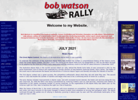 bobwatsonrally.com.au