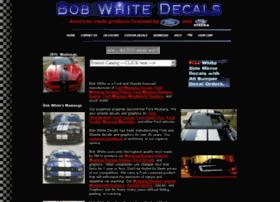 bobwhitedecals.com