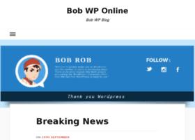 bobwponline.com