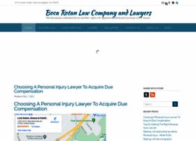 boca-raton-personal-injury-lawyer.com