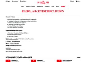 boca.kabbalah.com