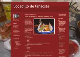 bocadillodelangosta.blogspot.com