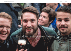 bockbierfestival.nl