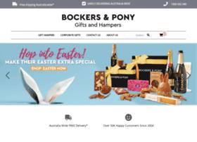 bockersandpony.com.au