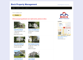 bockpropertymanagement.com