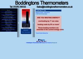 boddingtonsthermometers.co.uk