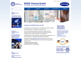 bode-chemie.com