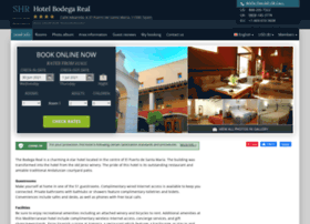 bodega-real.hotel-rez.com