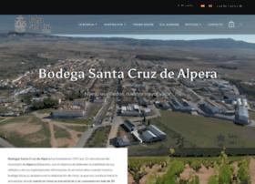 bodegasantacruz.com
