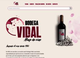 bodegavidal.com