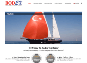 bodexyachting.com
