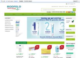bodfeld-apotheke.com