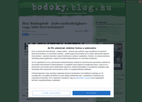 bodoky.blog.hu