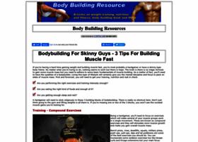 Body-building-resource.com