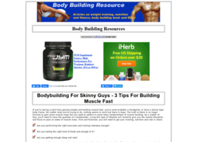 body-building-resource.com