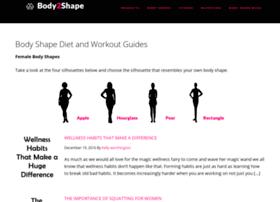 body2shape.com