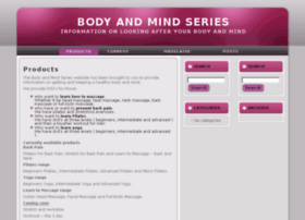 bodyandmindseries.com