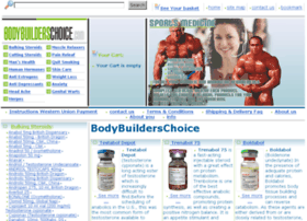 bodybuilderschoice.com